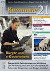Kommune21 Ausgabe 12/2003