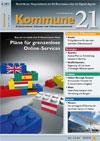 Kommune21 Ausgabe 8/2011