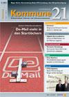 Kommune21 Ausgabe 5/2012