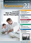 Kommune21 Ausgabe 6/2013