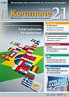 Kommune21 Ausgabe 8/2013