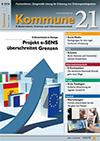 Kommune21 Ausgabe 8/2016