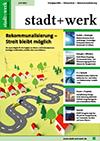 stadt+werk Ausgabe 3/2017