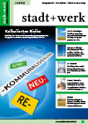 stadt+werk Ausgabe 7/2015
