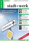 stadt+werk Ausgabe 1/2011