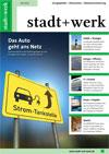stadt+werk Ausgabe 4/2012