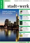 stadt+werk Ausgabe 5/2012
