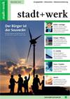 stadt+werk Ausgabe 6/2012