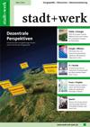 stadt+werk Ausgabe 2/2013