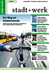 stadt+werk3/4 2018 (März / April)