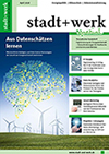 stadt+werkSonderheft April