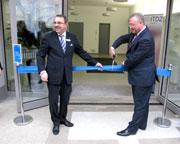 Eröffnung des neuen ITDZ-Gebäudes in Wilmersdorf.