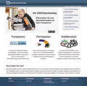Mit der OpenGovernment Suite moderne Formen der Bürgerbeteiligung realisieren.