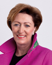 Regine Entmayr, Geschäftsführerin GfOP Neumann & Partner