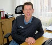 Ralf Wübbeler, Leiter des Wahlamtes der Stadt Wildeshausen