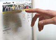 Stuttgart bietet eine Vielzahl elektronischer Verwaltungsdienste.