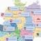 E-Government-Landkarte: Vorhaben von Bund, Ländern und Kommunen im Überblick.