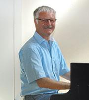 Beherrscht die Klaviatur: Armin König, Bürgermeister der saarländischen Gemeinde Illingen.