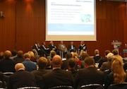 Über Strategien für zukunftsfähige Netze diskutierten auf der Herbstkonferenz der Deutschen Breitbandinitiative Vertreter namhafter Unternehmen und der EU-Kommission.