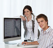 Digitale Medien halten verstärkt Einzug in den Unterricht.