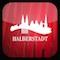 Die HalberStadt-App ist jetzt auch für Geräte von Apple verfügbar.