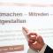 Frankfurts Stadtrat Jan Schneider präsentiert neue Bürgerbeteiligungsplattform.