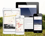 Wölfersheim: Mobile Applikation mit vielen Funktionen.