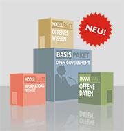 Open Government ist vielschichtig.