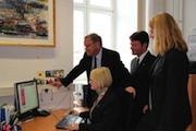 Über die Kommunalpolitik informiert die Stadt Bamberg ihre Bürger jetzt RIS-basiert im Internet.