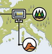 Grenzübergreifende Geodaten bringen Mehrwert.