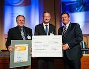 Die Kraftwerke am Höllenstein AG wird mit dem Bayerischen Energiepreis 2014 ausgezeichnet.