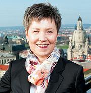 Dresdens Oberbürgermeisterin Helma Orosz: De-Mail bietet Vorteile für Bürger und Verwaltung.