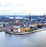 Stockholm: Vorbild für Nutzerfreundlichkeit im Web.