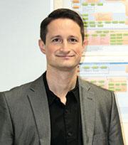 Stephan Reimann optimiert Versandprozesse.