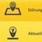 Die Störungs-App des Unternehmens Netz Leipzig stellt aktuelle Störungen oder geplante Unterbrechungen im Strom-, Gas- und Fernwärmenetz übersichtlich dar.