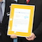 Das krz wurde im Rahmen der CeBIT 2015 für weitere drei Jahre durch das BSI nach ISO 27001 zertifiziert.