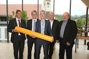 Frickingen und das Stadtwerk am See haben eine Konzessionsvertrag für Erdgas unterzeichnet.