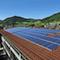 Seit Mai 2014 bietet das E-Werk Mittelbaden seinen Kunden Solardächer in einem Service-Komplettpaket an.