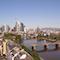 Verkehrsinformationen für Frankfurt am Main bietet das Straßenverkehrsamt auf einem eigenen Web-Portal an.