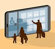 Bürger erwarten mobile Serviceangebote.
