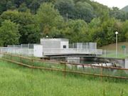 Das neue Wasserkraftwerk in Bad Urach liefert Strom für 40 Haushalte.