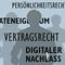 Nordrhein-Westfalen hat eine Online-Befragung zur künftigen Rechtsentwicklung hinsichtlich digitaler Daten gestartet.