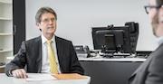 Staatssekretär Klaus Vitt erklärt, die Datenbestände der Bundesverwaltung für die Öffentlichkeit besser nutzbar zu machen.