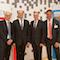 Auf der CeBIT 2016 geben die Anstalt für Kommunale Datenverarbeitung in Bayern (AKDB) und ekom21 ihre Zusammenarbeit bekannt.
