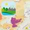 Mit der App Meine Umwelt können Bürger in Thüringen mobil auf standortbezogene Umweltinformationen zugreifen.