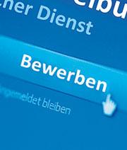 Neu Wulmstorf etabliert Online-Bewerbung.