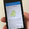 Hochwasser-App informiert über steigende Pegel an deutschen Flüssen und Seen.