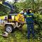 Grünschnitt-Maßnahmen können mit dem AEM einfach erfasst werden.
