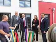 BS Energy und die Geschäftspartner beschließen die Glasfaser-Ausbau-Offensive für Braunschweiger Neubaugebiete.