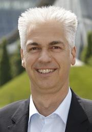 Andreas Grüber ist der neue Sales Director im CeBIT-Team für den Bereich Public Sector Parc.